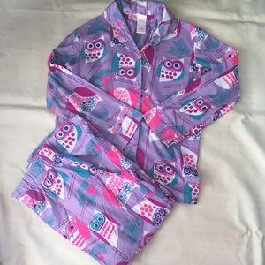 Xhilaration Kids Girls Pajamas Set M (8-10)